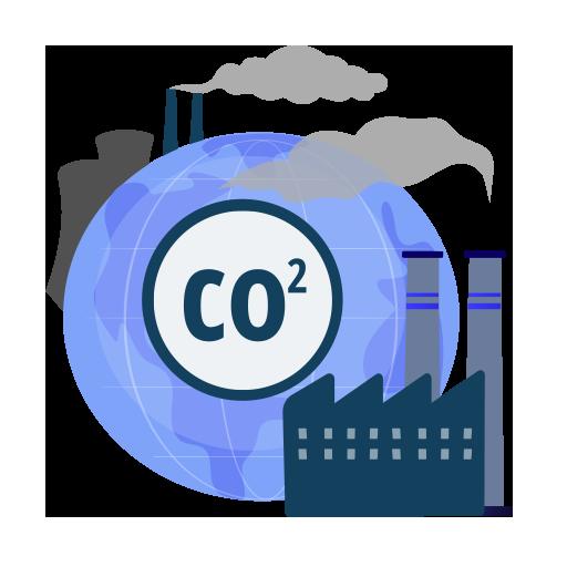 huella de carbono gese