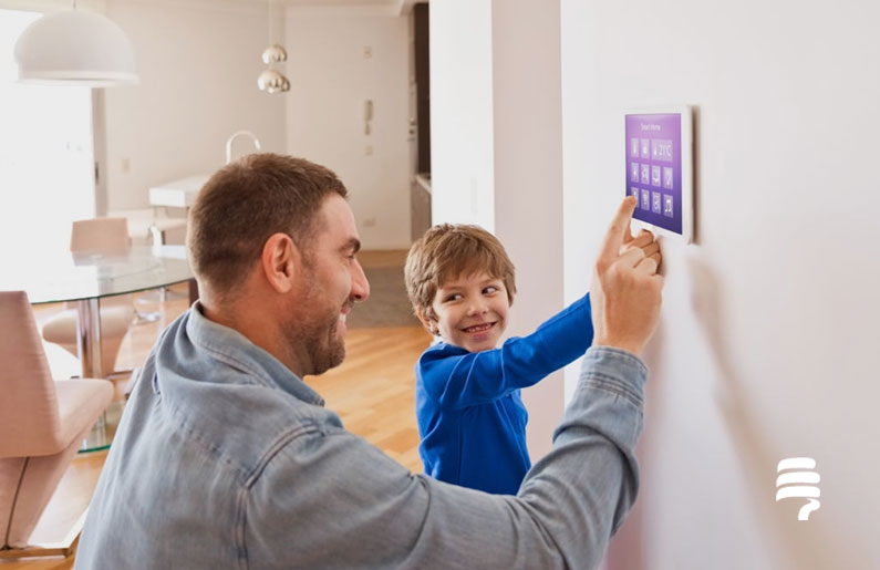 Cómo ahorrar energía en tu vivienda gracias a la domótica